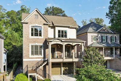 Brookhaven Single Family Home For Sale: 2769 Grove St