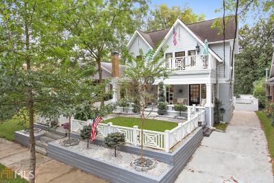 Virginia Highland Single Family Home New: 571 Park Dr