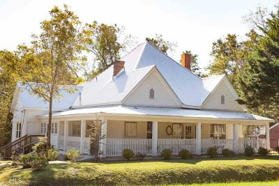 Elbert County, Franklin County, Hart County Single Family Home New: 9960 Lavonia Rd