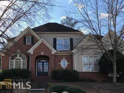 Suwanee Single Family Home Back On Market: 4504 Allen Hollow Pl