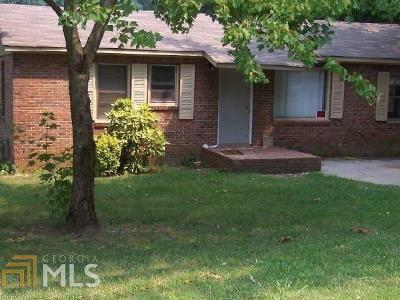 Atlanta Single Family Home New: 4079 Parsons Dr