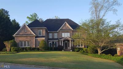 Johns Creek Single Family Home For Sale: 9750 Autry Falls Dr