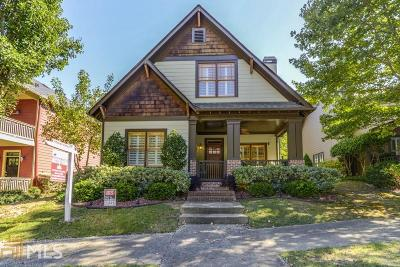 Atlanta Single Family Home New: 1334 Benteen Park Dr