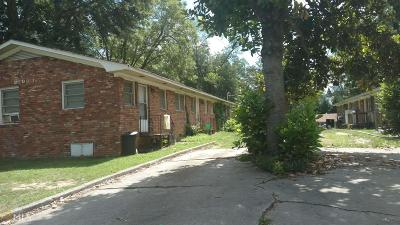 Butts County Multi Family Home For Sale: 168 Walker St