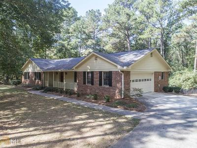 Conyers Single Family Home New: 2622 Abbey Ridge Rd