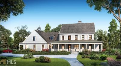Milton Single Family Home New: 12670 Ebenezer Pond Ct #17