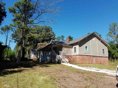 Coweta County Single Family Home For Sale: 1477 W Highway 16