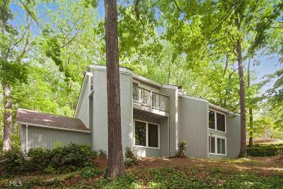 Roswell Single Family Home New: 1975 Six Branches Rd #12