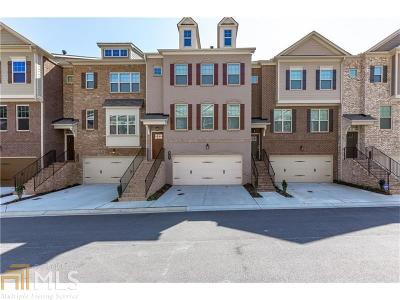 Condo/Townhouse For Sale: 3108 Boldmere Trl