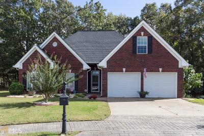 Loganville Single Family Home New: 400 Myrtle Ct