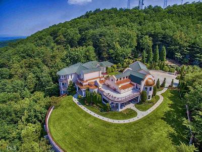 Marietta Single Family Home For Sale: 2948 Summitop Rd