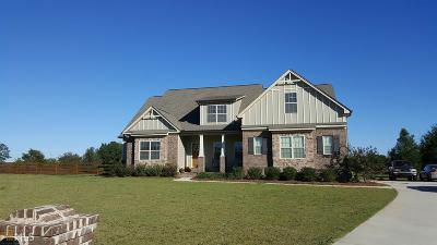 Butts County Single Family Home For Sale: 110 Dove Dr