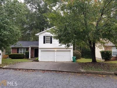 Lithonia Single Family Home New: 7334 Drake Ave