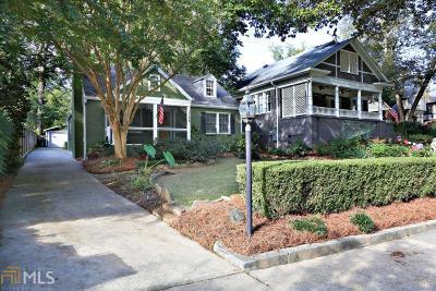 Morningside Single Family Home For Sale: 1388 N Morningside Dr