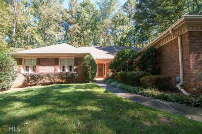 Snellville Single Family Home For Sale: 4320 Antelope Ln