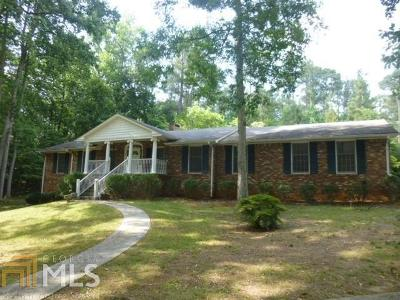 Roswell Rental For Rent: 380 Hollyberry Dr