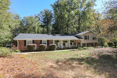 Fulton County Single Family Home For Sale: 7295 Hunters Branch Dr