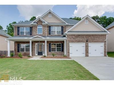 Covington Single Family Home New: 50 Hampton Pl
