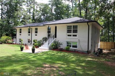 Atlanta Single Family Home New: 605 Dalrymple Road