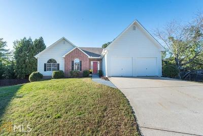 Acworth Single Family Home New: 4513 Lexford Court #4513