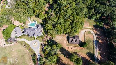 Alpharetta, Milton, Roswell Single Family Home For Sale: 15355 Tullgean Dr