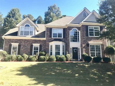 Buford Single Family Home New: 3225 Goldmist Drive