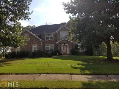 Covington Single Family Home New: 60 Heritage Keep