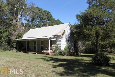 Elbert County, Franklin County, Hart County Single Family Home For Sale: 1570 Knox Bridge