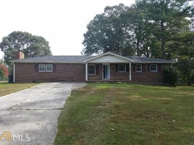 Carroll County, Douglas County, Paulding County Single Family Home New: 6936 Debbie #66