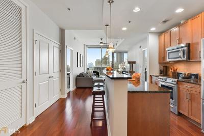 Atlanta Condo/Townhouse New: 855 NE Peachtree Street #1509