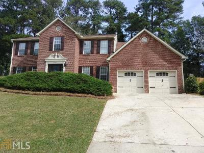 Grayson Single Family Home New: 1970 Pinehurst View