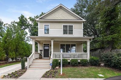 Atlanta Single Family Home New: 370 Pavillion St
