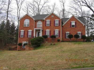 Douglasville GA Single Family Home New: $235,000