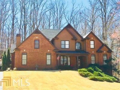 Powder Springs Single Family Home For Sale: 346 Collegiate Dr