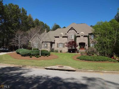 Mcdonough Single Family Home Contingent With Kickout: 1027 Laurel Ridge Dr