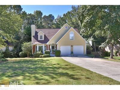 Alpharetta Single Family Home For Sale: 1097 Pine Grove