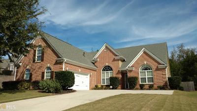 Buford  Single Family Home For Sale: 4124 Brentwood Dr