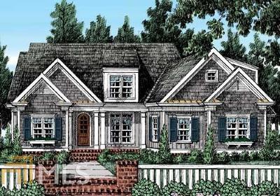 Hiram Single Family Home For Sale: 218 Five Oaks Dr