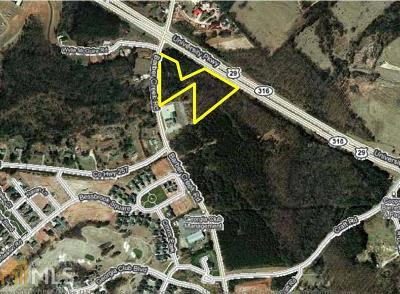 Statham Residential Lots & Land For Sale: Barber Creek Rd