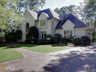 Sandy Springs Single Family Home For Sale: 16 Heards Overlook Ct