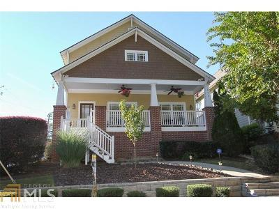 Decatur Single Family Home For Sale: 372 W Benson St