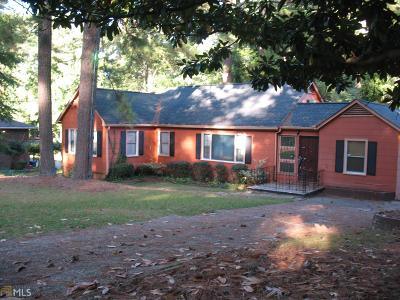Fulton County Multi Family Home For Sale: 640 Brownlee Rd #A &