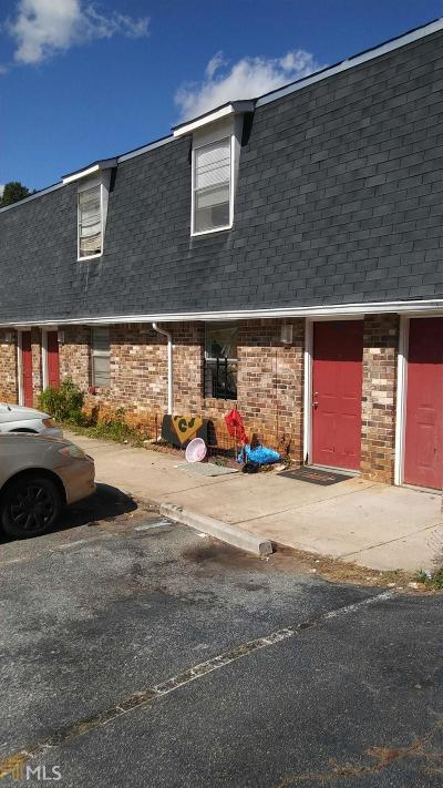 Dekalb County Multi Family Home Under Contract: 662 S Jolly Ave