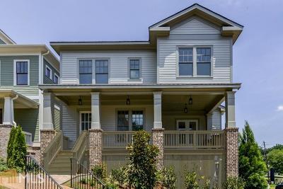 Grant Park Single Family Home For Sale: 765 Harrison Pl #A