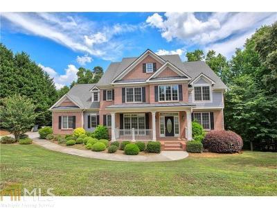 Johns Creek Single Family Home For Sale: 6005 Sweet Creek Rd