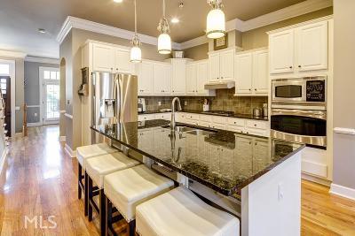 Fulton County Condo/Townhouse For Sale: 209 Riversgate Dr