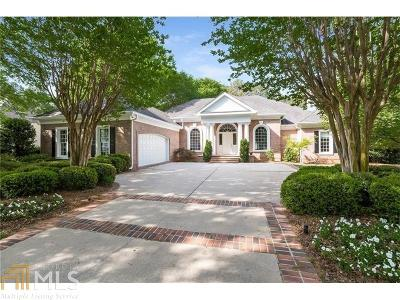 Fulton County Single Family Home For Sale: 430 Darrow Dr