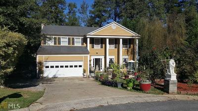 Snellville Single Family Home For Sale: 2161 Buckley Trl