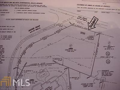 Roswell Residential Lots & Land For Sale: 1050 Cox Rd #52