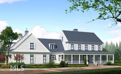 Alpharetta, Milton, Roswell Single Family Home For Sale: 12755 Ebenezer Pond Ct #9